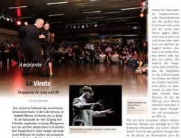 Viruta Tangoparty für Jung und Alt